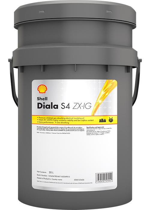 DIALA S4 ZX-IG