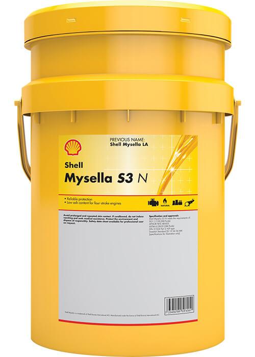 MYSELLA S3 N