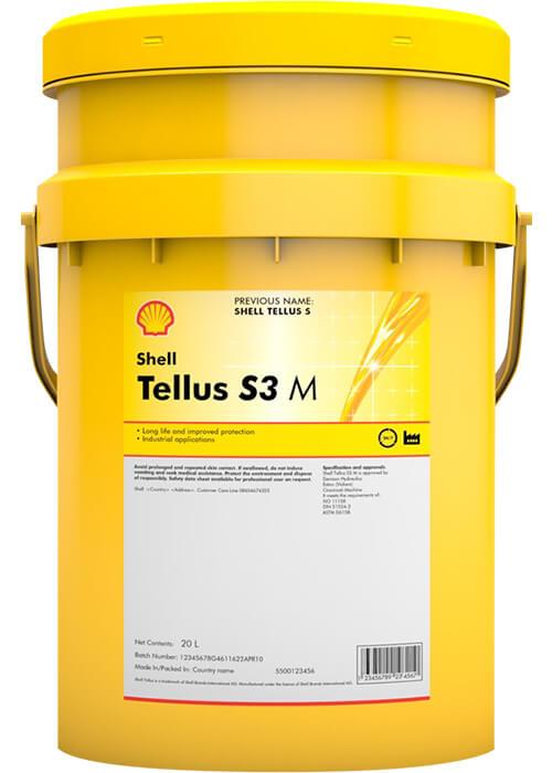 Tellus S3M aceite hidráulico
